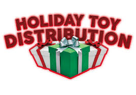 Toy Drive Distribution