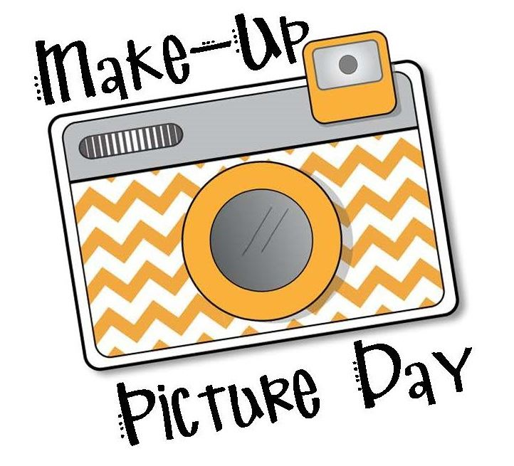 Picture Make-Up Day -- December 8th