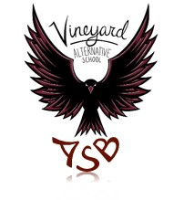 Vineyard Alternative School ASB with Raven picture