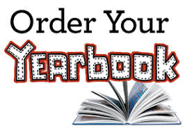Order your 2018/2019 Yearbook TODAY!
