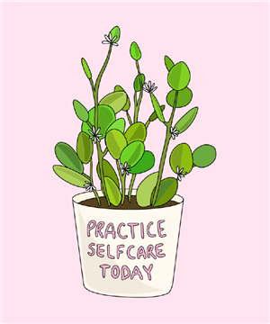 practice self care today