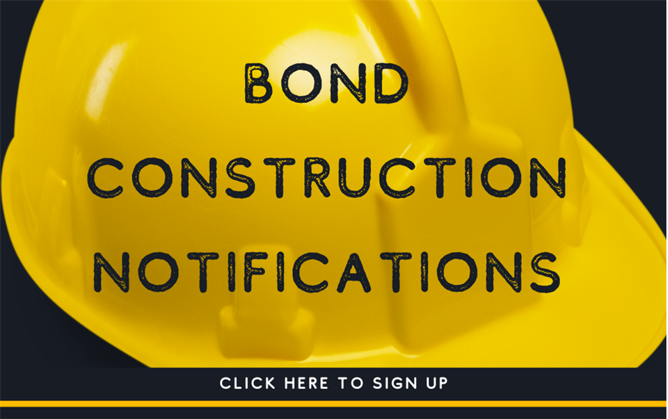 Bond Construction Notifications
