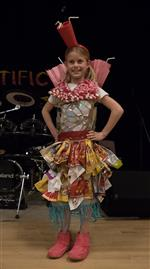 trashion show contestant