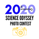 Science Odyssey Photo Contest logo