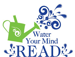 picture of a water can and words saying water your mind read