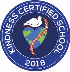 Kindness Certified School logo
