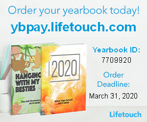 Get your Yearbooks!